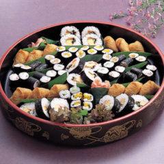 3-2 精進寿司盛り