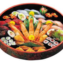 8-3 上にぎり寿司盛り合せ